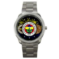 Fenerbahçe  Resimleri logo sport metal watches by artolancar