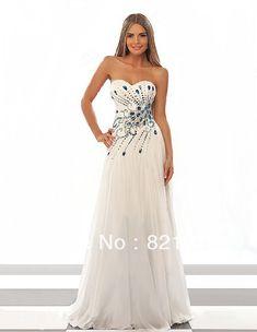 White Peacock Wedding Dress - Bing Images