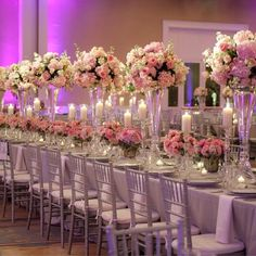 Tall, Pink Centerpieces // Randy and April Wedding Photographer // Centerpieces: Bella Flora of Dallas Pink Hydrangea Centerpieces, Glass Centerpieces, Centerpiece Ideas, Tall Centerpiece, Wedding Reception Centerpieces, Reception Decorations, Wedding Receptions, Uplighting Wedding, Reception Table