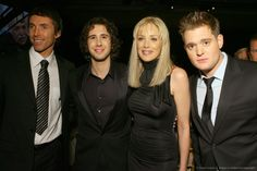 Josh Groban, Micheal Buble -Muhammad Ali's Celebrity Fight Night XIII -