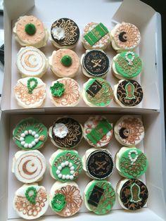 Milaaad cupcakes umrah cupcakes hajj cake Tishyscakes