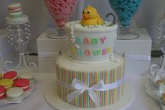 This would be so cute for my new Grandson's baby shower
