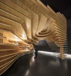 Portekiz'in Eski Tren Garında Megalit Müzesi