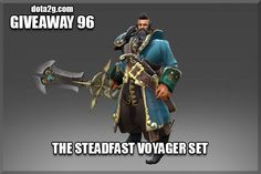 Giveaway 96 - The Steadfast Voyager Set