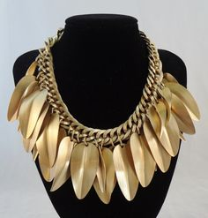 Napier BOOK PIECE Necklace as worn by Arlene Francis & Miss America 1956