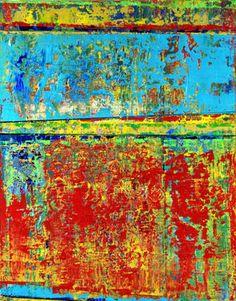 "Saatchi Art Artist Al Razza; Painting, ""Q10"" #art"