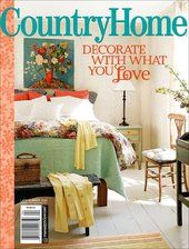 country home magazine - Google Search