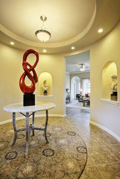 Elegant #Modern Foyer Sculpture #Decor & #Interior