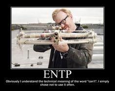 an ENTP meme