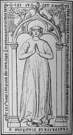 Blanche de Laon (1300)