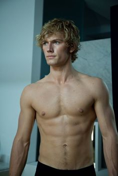"Alex Pettyfer, ""I am Number Four"", I just keep adding to the list!"
