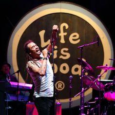 Michael Franti - The Life is good Festival 2012 #LIGFest