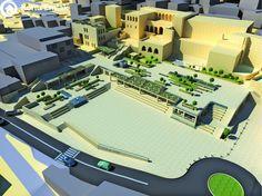 Mardin Kamusal Meydan proje ihalesi 29 Haziran'da başlıyor!