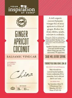 This is a great refreshing and flavorsome balsamic vinegar. Order now at http://fionamgriffin.yourinspirationathome.com.au/