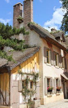 Versailles - Marie Antoinette's Farm house