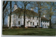 Ford Mansion, Morristown, NJ (Washington's Headquarters in 1777 during the Revolutionary War)