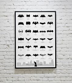 If my boys are into batman ... this would be cool to have in their room