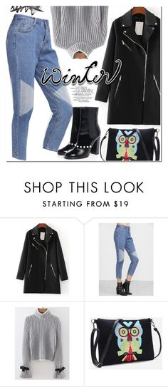"""Winter"" by oshint ❤ liked on Polyvore featuring Chanel"