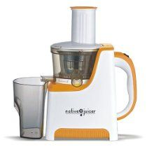 NativeJuicer Pro Slow Juicer