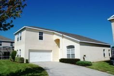 Gold Star 4 Bed 3 1/2 Bath Home in Davenport minutes from the attractions! #vacationhome #disneyvilla #vacationrental #orlando #orlandovacationrental #starmarkvacationhomes http//www.starmarkvacationhomes.com