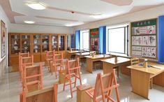 중등교육환경의 본보기, 표준으로 훌륭히 건설된 원아들의 행복의 요람 평양중등학원 (3)-《조선의 오늘》
