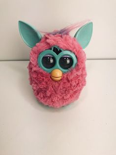 Hasbro Furby Cotton Candy Pink RARE Colour Furbies for sale online Jellycat, Pink Cotton Candy, Build A Bear, Plush, Colour, Toys, Disney, Ebay, Color