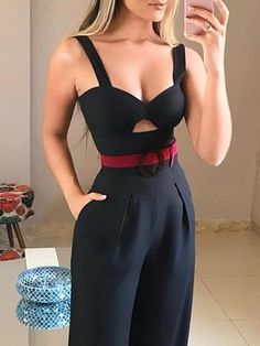 33 Ideas Party Dress Classy Elegant Short For 2019 Trend Fashion, Look Fashion, Womens Fashion, Trendy Dresses, Fashion Dresses, Jumpsuit Outfit, Classy Dress, Jumpsuits For Women, New Dress