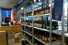 La Buena Pinta. Cervezas artesanales | Un Sereno transitando la ciudad