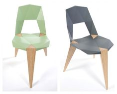 """Résultat de recherche d'images pour """"design origami"""" Design Origami, Decoration, Dining Chairs, Inspiration, Interior Design, Eindhoven, Pli, Laser, Furniture"""