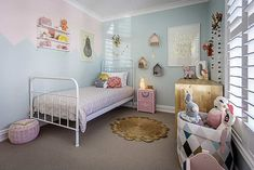 Adorable in Pastel ~ 10 Gorgeous Girls Rooms Part 2 | Tinyme Blog