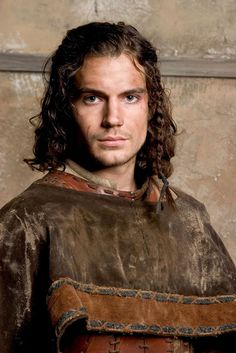 Henry Cavill as Melot in Tristan & Isolde 2006