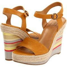 Nine West TakeATrain Wedge Sandals only $16.99 w/Free Shipping! Reg $ 79