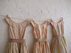 Beautiful dresses. sewing-dresses