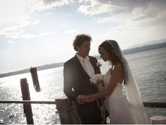 Getting married in Sirmione.......