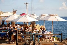 Restaurantes Es Xarcu - Ibiza 5 Sentidos