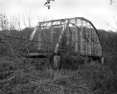 Abandoned hrough truss bridge over Bird Creek on 131st St. N.  Extant but closed to all traffic  Built 1912 Near Skiatook