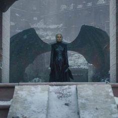Amazing Daenerys Targaryen, Game of Thrones. Art Game Of Thrones, Game Of Thrones Dragons, Got Dragons, Game Of Thrones Quotes, Game Of Thrones Funny, Emilia Clarke, Sansa Stark, King Jon Snow, Daenerys Targaryen