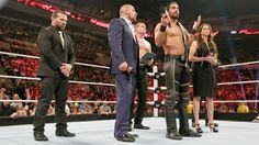 sparksnail: WWE Raw Results,May 25,2015