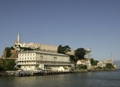 Alcatraz, San Francisco, CA (OK, I only took the boat near it, but I'm counting it anyway)