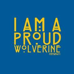 #Michigan #Wolverine