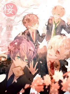 Kawaii Anime, Cute Anime Chibi, Cute Anime Guys, All Anime, Manga Anime, Anime Art, Vocaloid, Anime Angel, Anime Siblings
