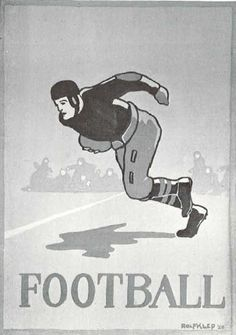 1922 Oregon football.  From the 1923 Oregana (University of Oregon yearbook).  www.CampusAttic.com