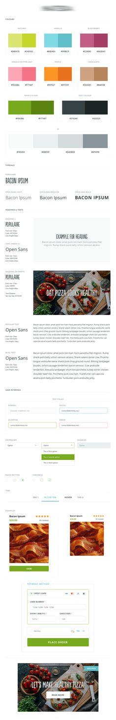 E-Commerce UI Kit – SiteUp
