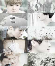 Weather edits - Summer Rain - EXO/Luhan