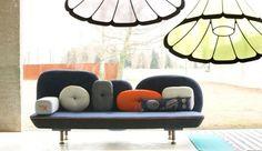 sofa integrado