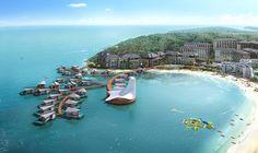 Batam | Nuvasa Bay | Superblock | Condominium, Resort, Golf, Residencial - SkyscraperCity