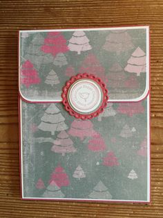 Scrapbooking card happy christmas