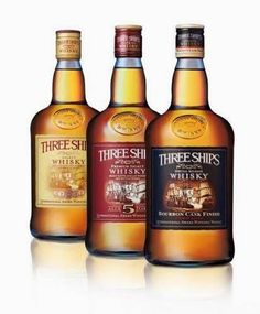 Miguel Chan: DOUBLE GOLD FOR SA'S FIRST WHISKY BRAND THREE SHIPS