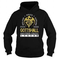 Awesome Tee GOTTSHALL Legend - GOTTSHALL Last Name, Surname T-Shirt T shirts