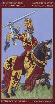 141 Best Tarot - Knight of Swords images in 2019 | Knight
